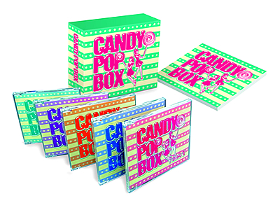 CANDY POP BOX(CD5枚組)